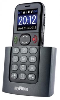 doro mobiltelefon med stora knappar